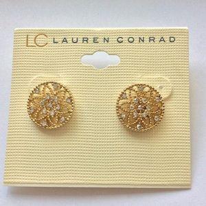 LC Lauren Conrad earrings